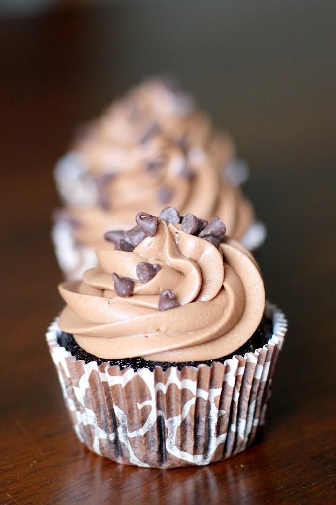 Brownie Batter Cupcakes Kendra S Treats