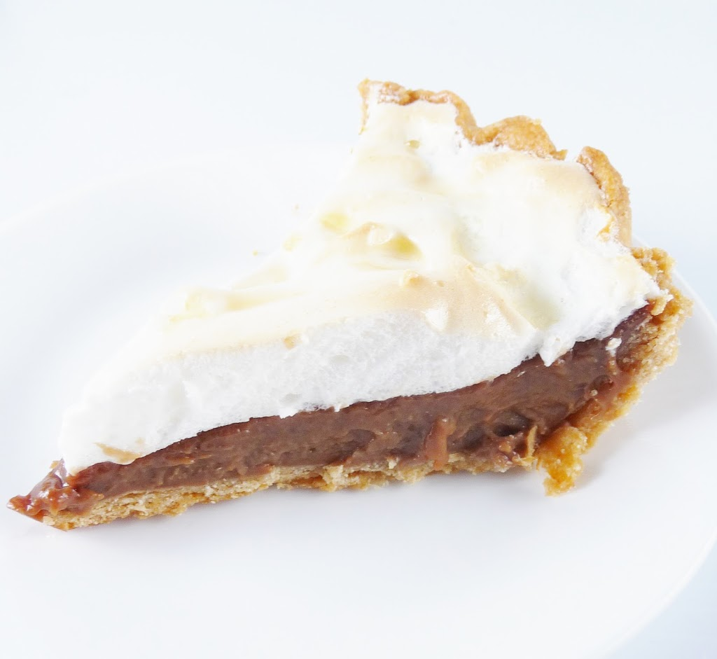 Old Fashioned Chocolate Pie Recipe 46