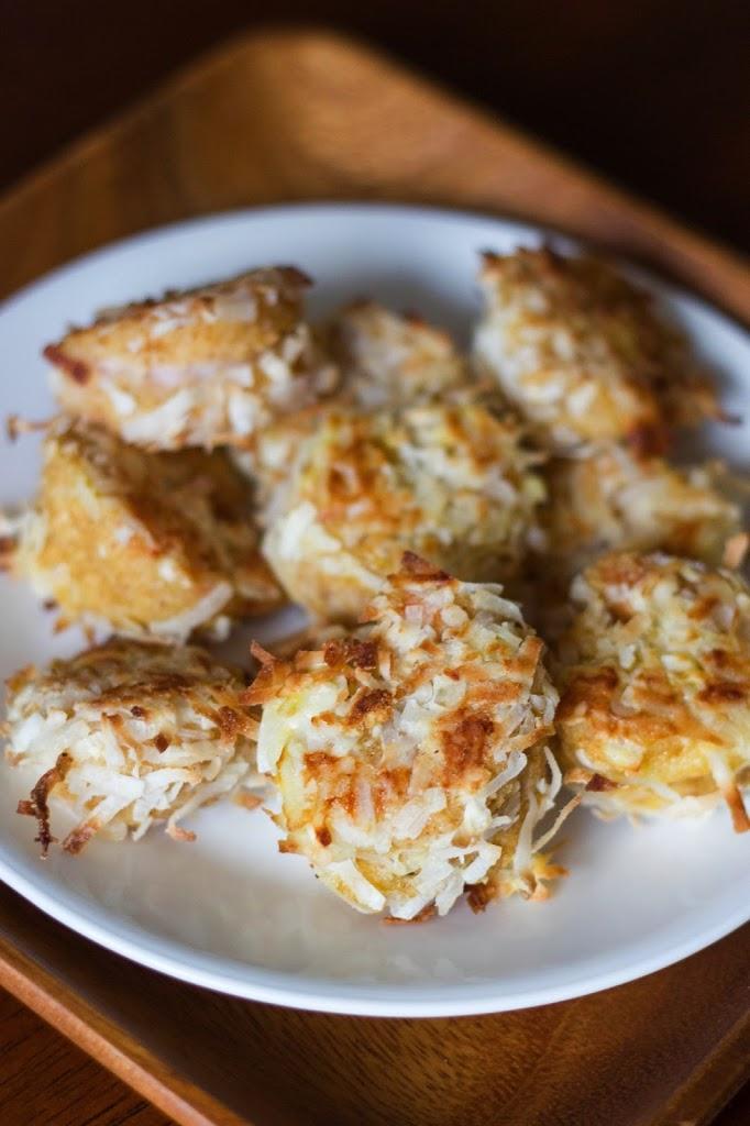 Baked Coconut Shrimp : Kendra's Treats