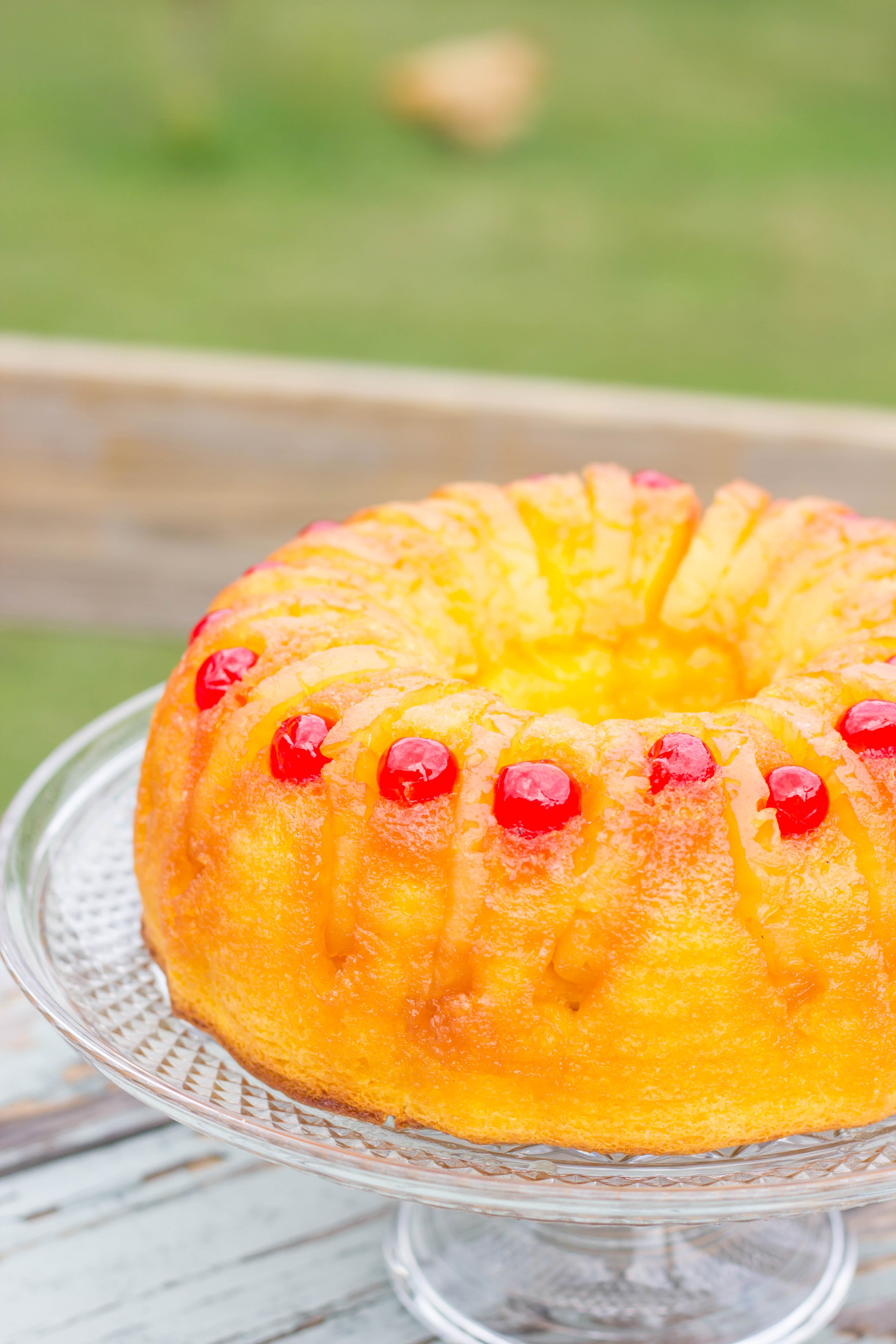 Looking For A Recipe For Pineapple Upside Down Cake