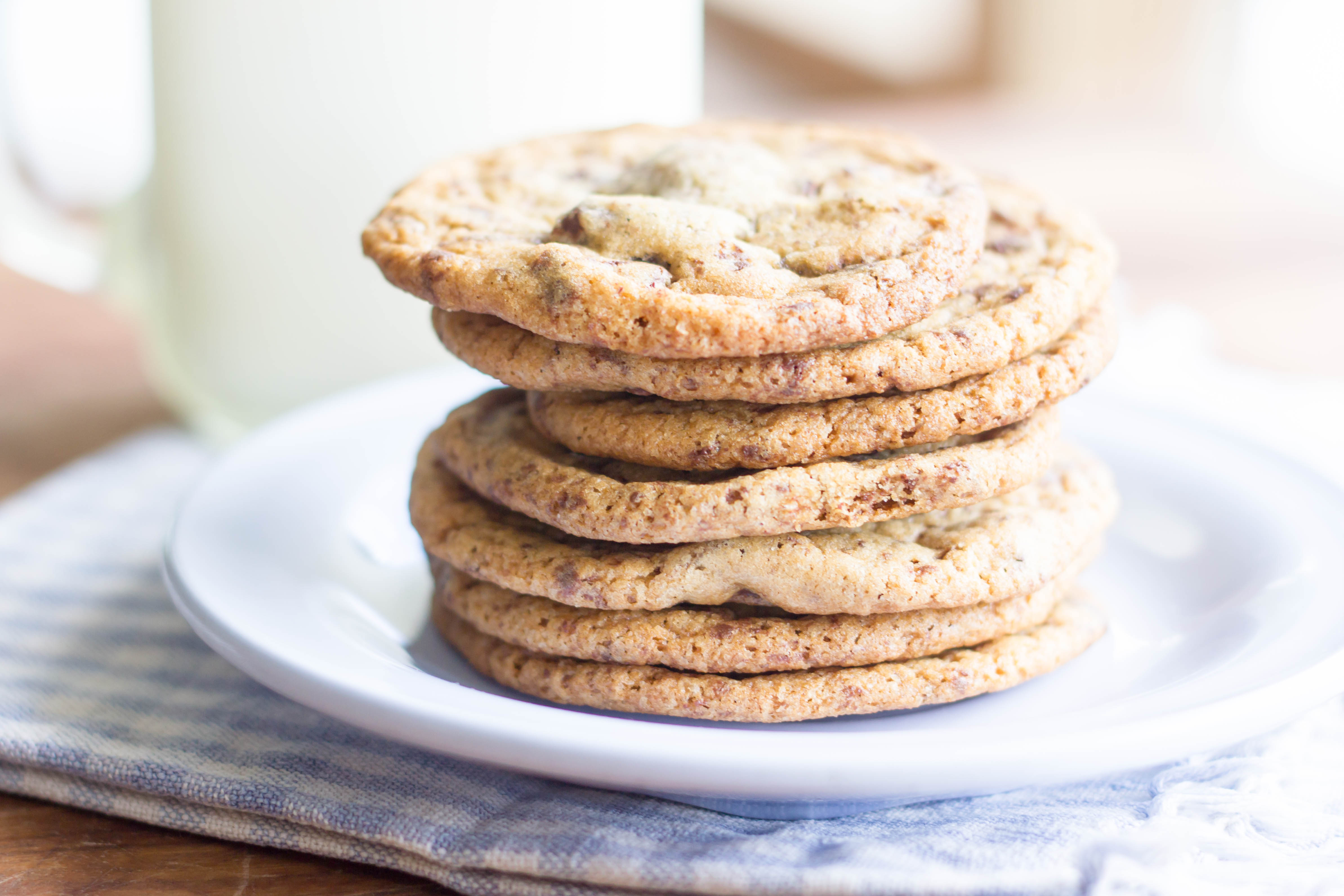 Small Batch Chocolate Chip Cookies : Kendra's Treats