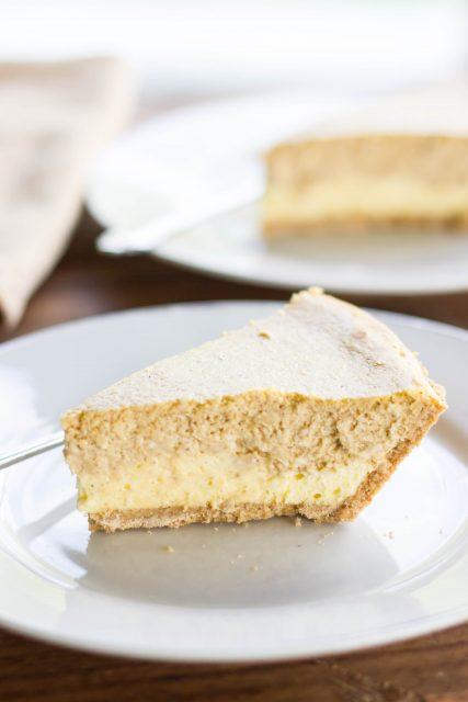 Double Layer Pumpkin Cheesecake : Kendra's Treats